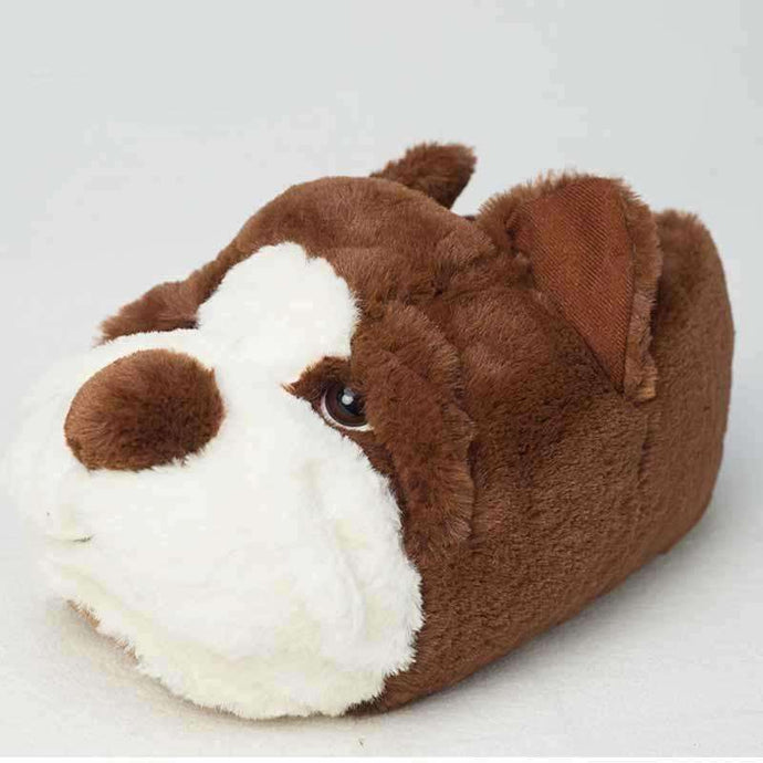 Dog Plush Slippers