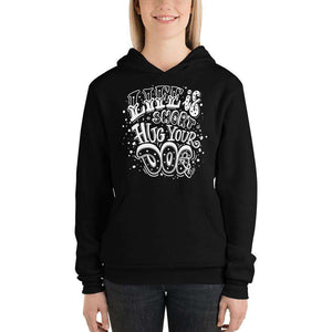 DoggieCo Life Is Short Pullover Hoodie