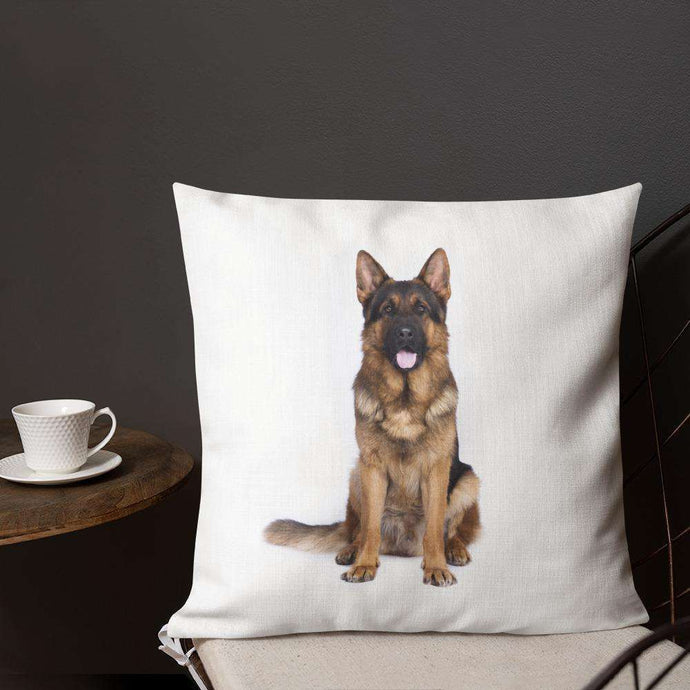 German Shepherd Premium Pillow