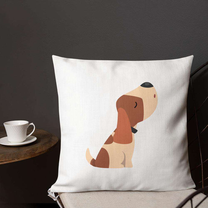 Beagle Cute Premium Pillow