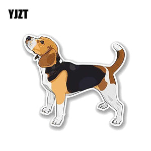 Beagle Dog Car Sticker
