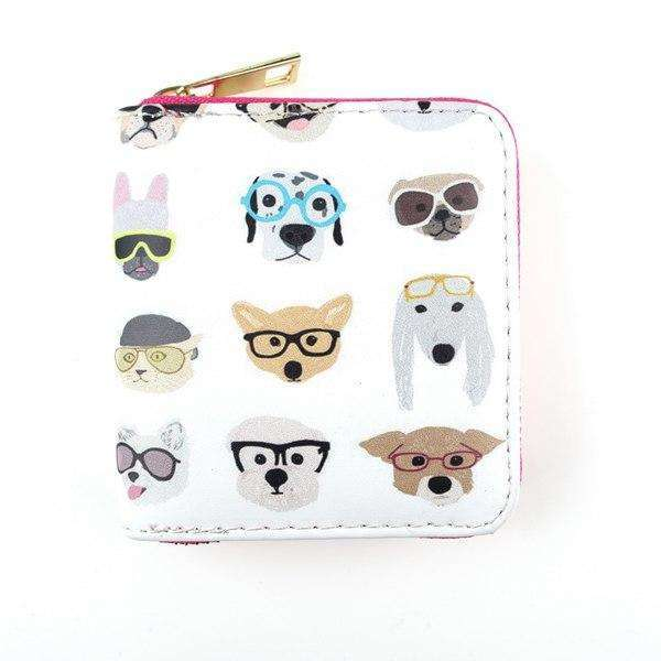 Hipster Dogs Wallet