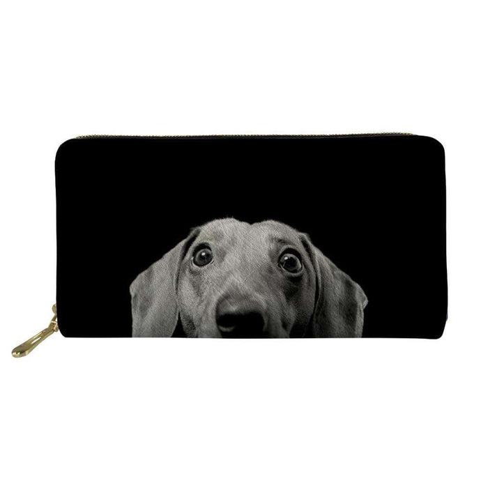 Dachshund Dog Purse
