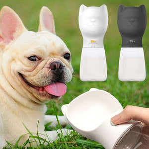 Portable Travel Pet Dog Water Bottle