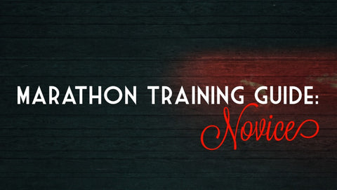 Marathon Guide: Novice