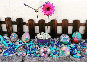 Fairy Pebble Garden