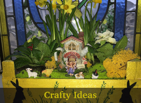 Crafty ideas blog