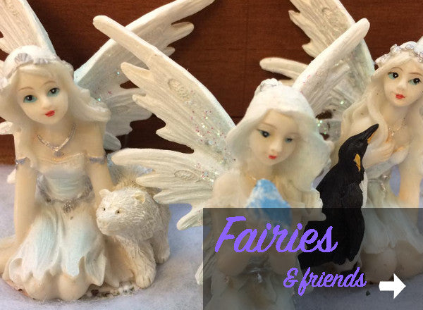 fairies and friends