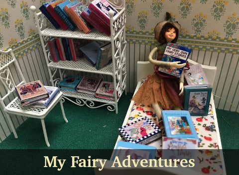 My fairy adventures blog