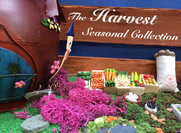 the harvest seasonal collection