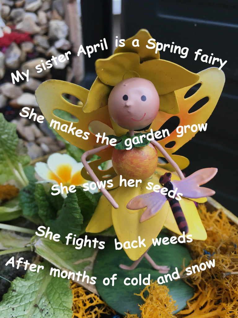 April showers first verse