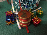 Christmas mini tins and mini presents