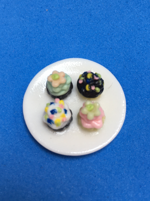 cup cakes miniature