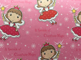 Fairy Christmas Paper