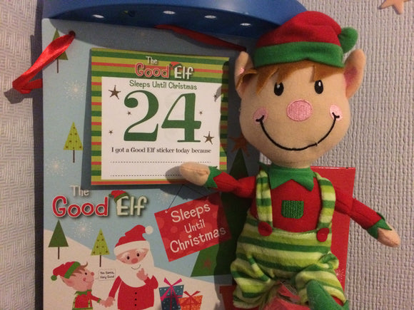 Christmas countdown The Good Elf