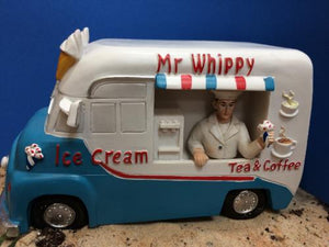 Ceramic Ice Cream Van