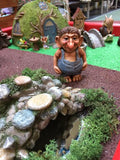 Little troll in the garden