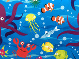 Under the sea Paper