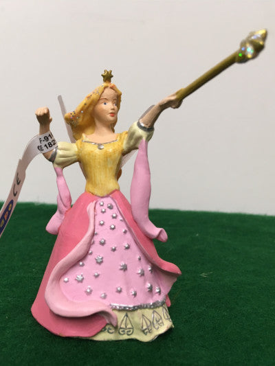 Fairy holding a wand