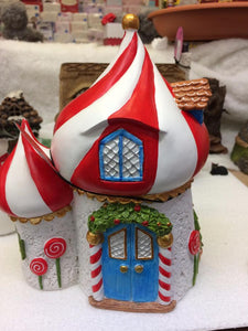 Candy Elf House