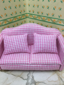 dolls house settee