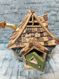 fairy cottage with opening door