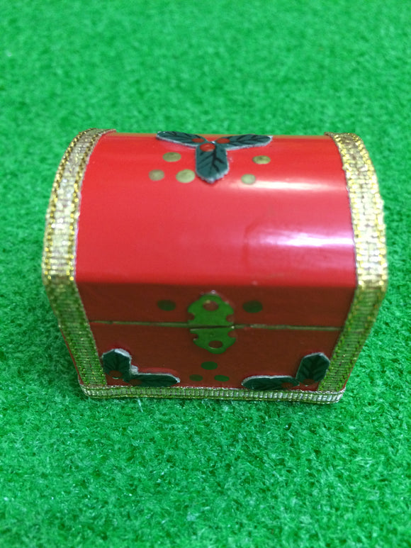 Fairy sized festive toy trunk