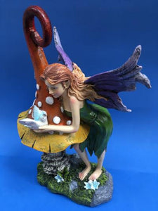 fairy ornament toadstool