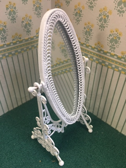 Miniature Swing Mirror