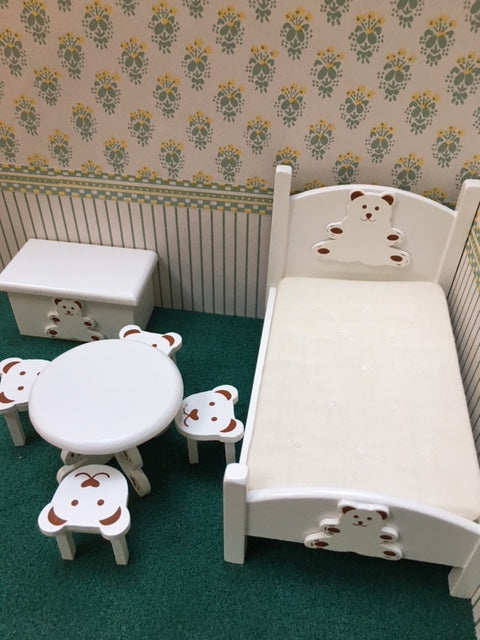 Miniature Bedroom set