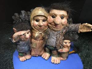 Family of trolls
