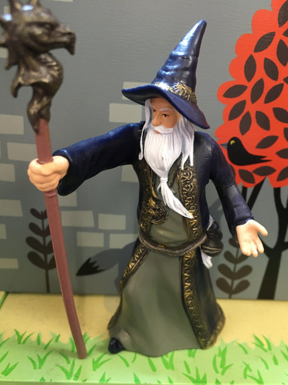 Wizard mage figure