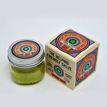 The Helping Friendly Salve - Orange Lavie - 200mg - Herbal Extract Topical