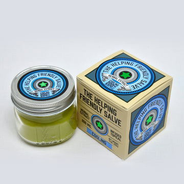 The Helping Friendly Salve - Cooling - 200mg - Herbal Extract Topical