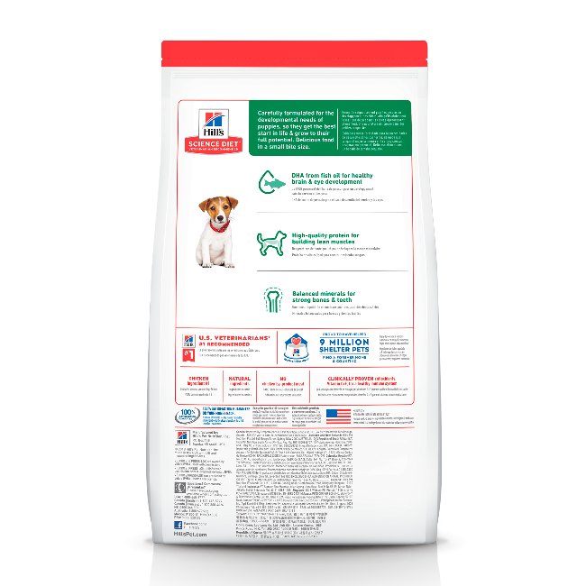 Hills Puppy Small Bites - Alimento para Cachorrro Science Diet
