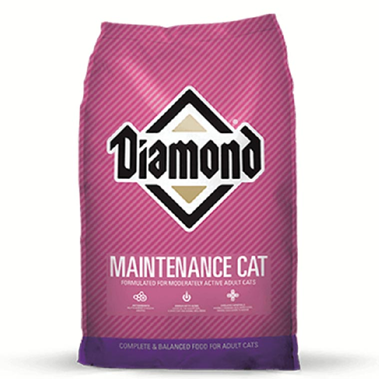 Diamond Mantenimiento Para Gato - Maintenance Cat