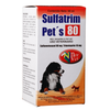 Sulfatrim-pets 80 mg. Suspensión oral 60 ml - norvet
