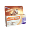Advantage Multi Gato - Antipulgas Parasitos Sarna en Gatos