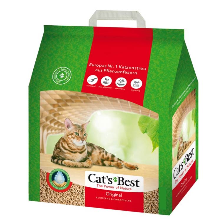 Arena Para Gatos Cats Best Biodegradable