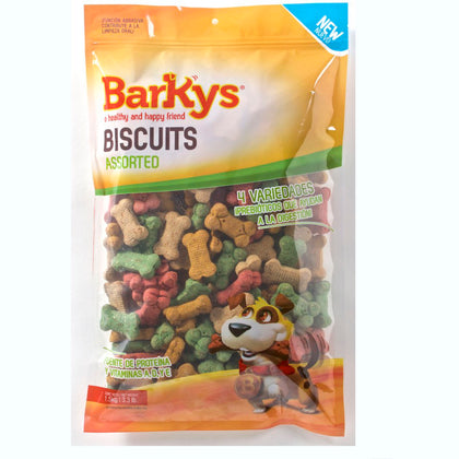 Barkys Biscuits Crema De Cacahuate 1.5 Kg - Peanut Butter Premios, Premios, Barkys, Mister Mascotas