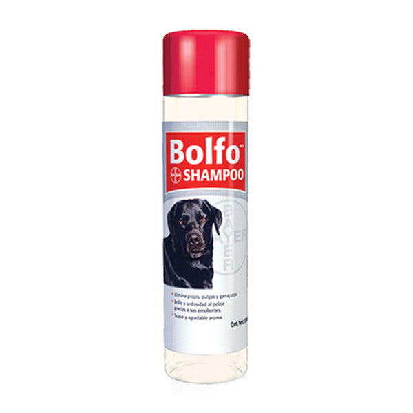 Shampoo Bolfo Bayer 350 Ml - Antipulgas