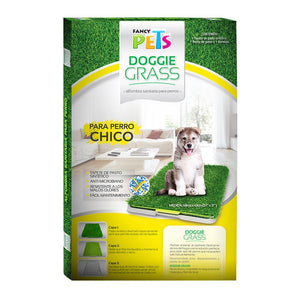 Tapete Sanitario Entrenador Doggie Grass Fancy Pets
