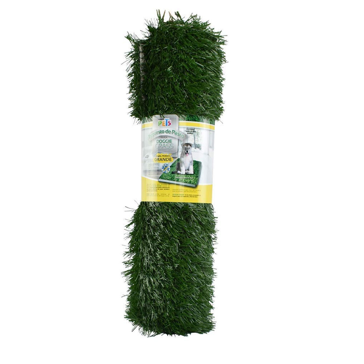 Repuesto Tapete de Pasto Sanitario Entrenador Doggie Grass Fancy Pets