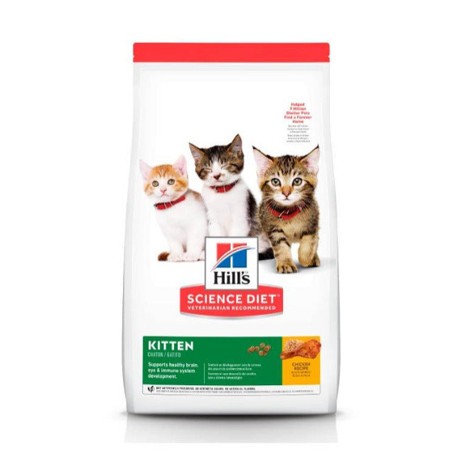Hills Kitten - Alimento Para Gatito Science Diet