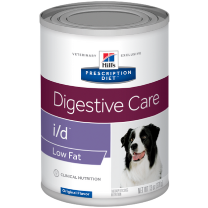 Alimento enlatado para Perro i/d Low Fat Hill's Prescription Diet 360 g., perro, Hills, Mister Mascotas