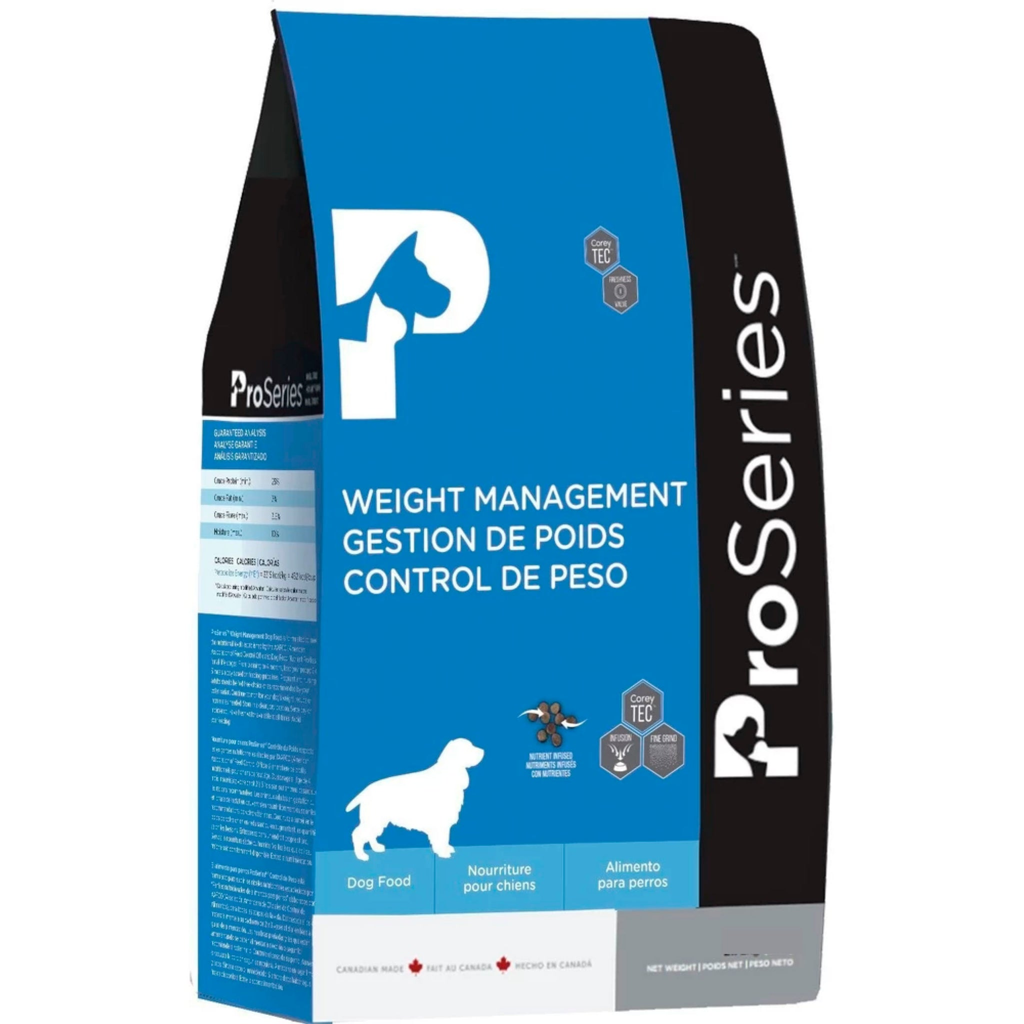 ProSeries Control De Peso Weight Management  12.9 Kg - Alimento para Perro