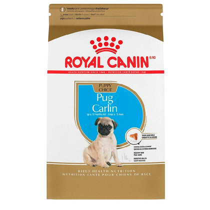 Royal Canin Pug Puppy 1.1 Kg - Alimento Para Cachorro, perro, Royal Canin, Mister Mascotas
