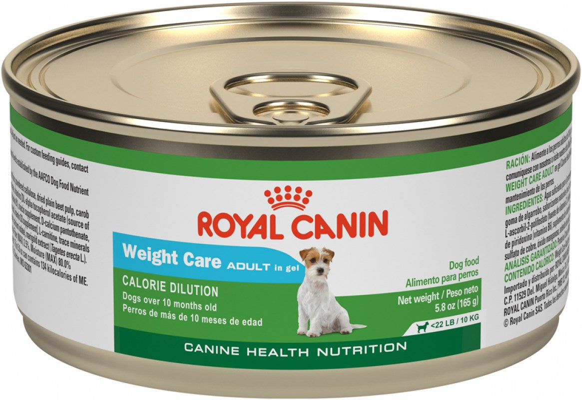 Alimento Para Perro Lata Royal Canin POS Wet Adult Weight Care 170 g