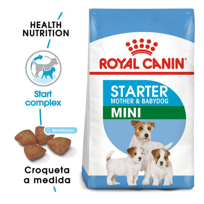 Alimento para Perro Royal Canin POS Mini Starter Mother & Baby Dog 910 g, perro, Royal Canin, Mister Mascotas