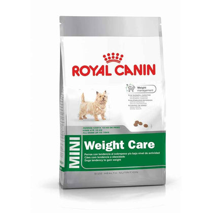 Alimento para Perro Royal Canin POS Mini Weight Care 1.1 Kg, perro, Royal Canin, Mister Mascotas